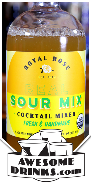 Royal Rose Real Sour Mix