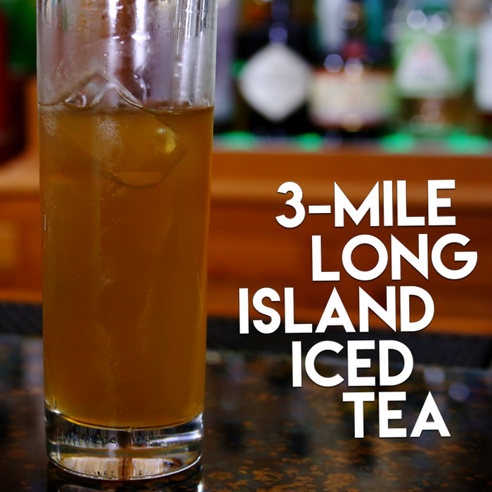 3 Mile Long Island Iced Tea Awesomedrinks Cocktail Recipes