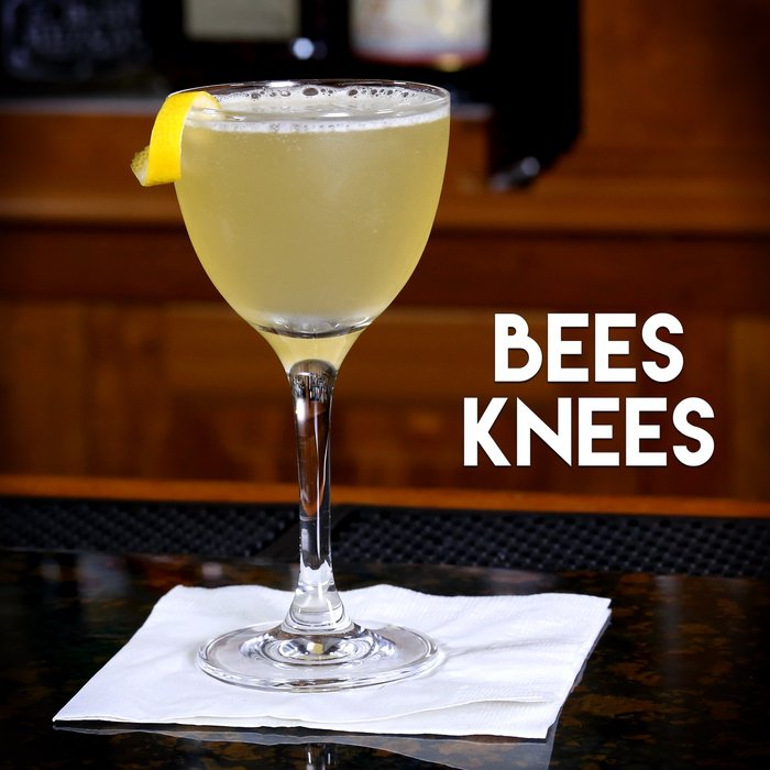 Bee S Knees Drink: AwesomeDrinks Cocktail Recipes