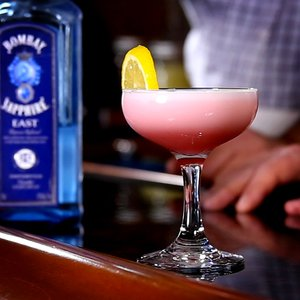 Gin Campari Sour